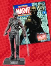 Classic Marvel Figurine Collection #006 Blade Eaglemoss Publications
